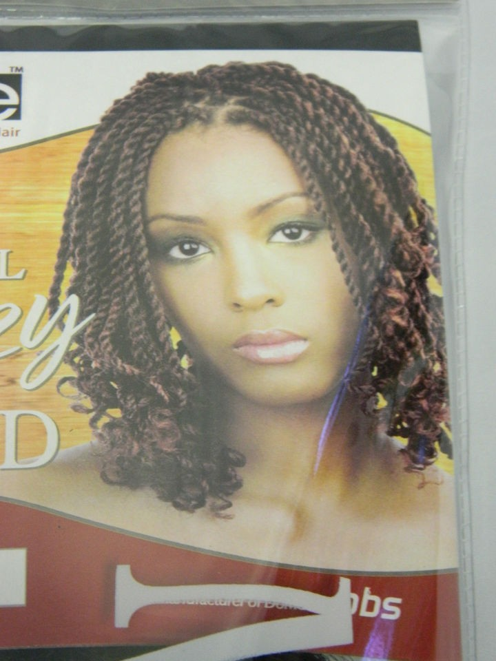 NATURAL KINKY BRAID MARLEY BRAID KINKY TWIST SYNTHETIC HAIR TWO STRAND