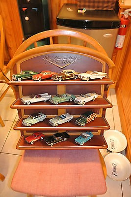 Franklin Mint Classic Cars of the Fifties in Diecast Modern