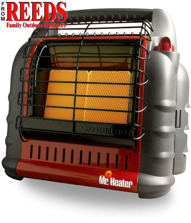 Mr Heater Big Buddy Portable Propane Heater   MH18B