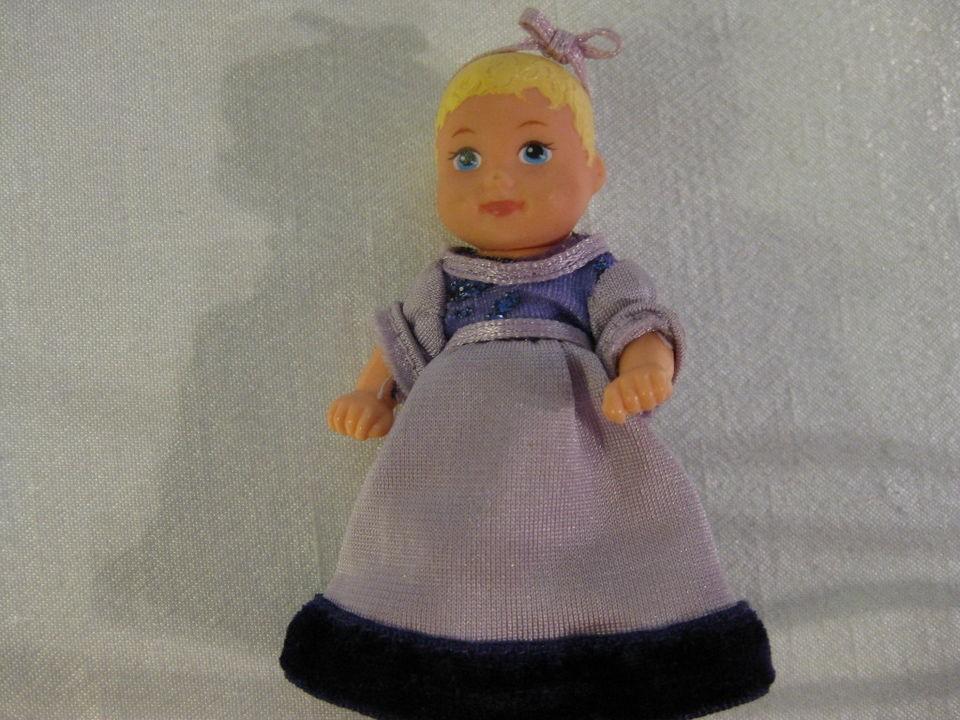 Happy Family Midge Pregnant Barbie toddler girl krissy