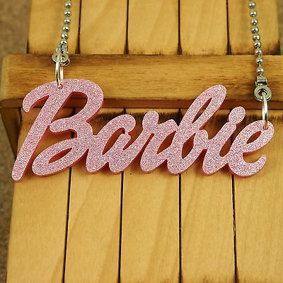 nicki minaj barbie necklace in Necklaces & Pendants