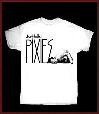 THE PIXIES Death To Vintage T SHIRT DOOLITTLE PUNK INDIE 4AD NIRVANA
