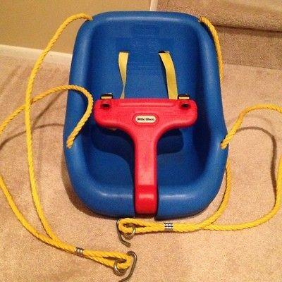 Little Tikes Infant Toddler 2 In 1 Snug N Secure Adventure Swing