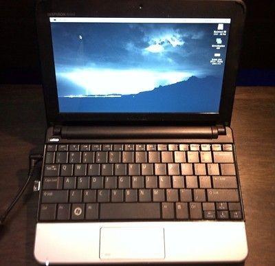 dell inspiron mini netbook in PC Laptops & Netbooks
