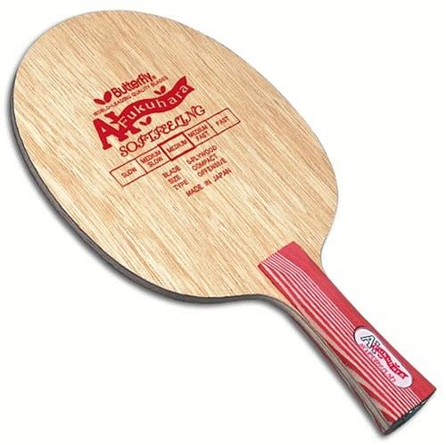 Butterfly Fukuhara Ai Soft Feeling blade table tennis
