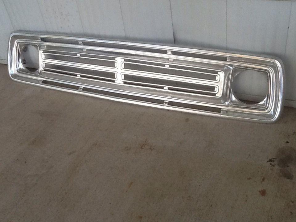 73 DODGE Ram PICKUP TRUCK GRILLE Powerwagon 4x4 318 360 400 440 LOOK