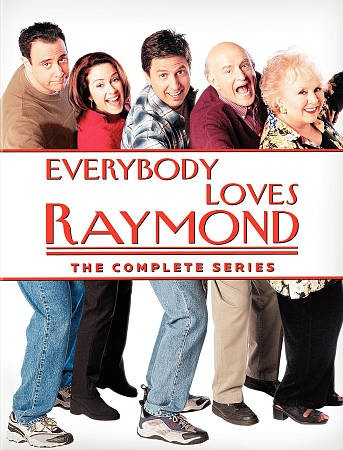 Everybody Loves Raymond The Complete Series DVD, 2011, 44 Disc Set