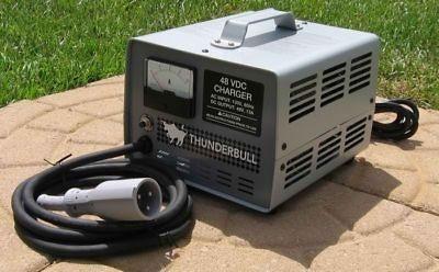 CLUB CAR Golf Cart 48 Volt 13 amp Battery Charger