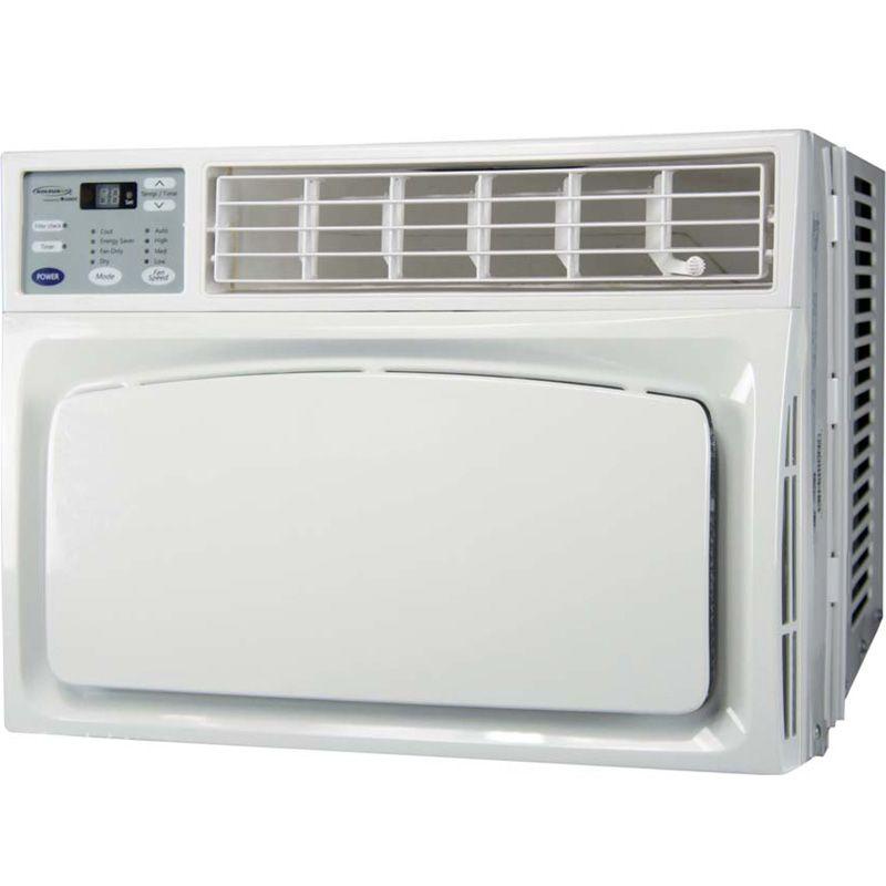 Soleus 12,000 BTU Flat Panel Energy Star Rated Window Air Conditioner