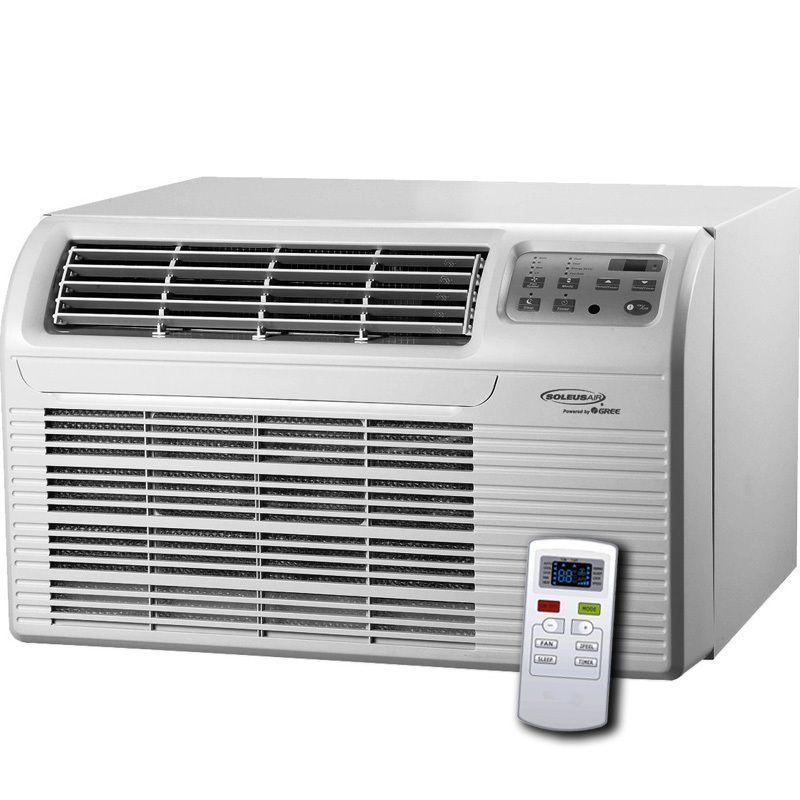 Wall AC & Heater, Portable Air Conditioner Heat Dehumidifier Fan