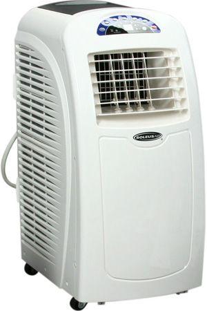 Soleus 10,000 BTU Portable Air Conditioner, Fan & Dehumidifier