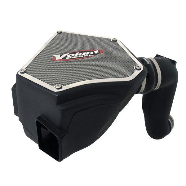 Volant Cold Air Intake System Kit 03 06 Dodge RAM Cummins 5 9L i6