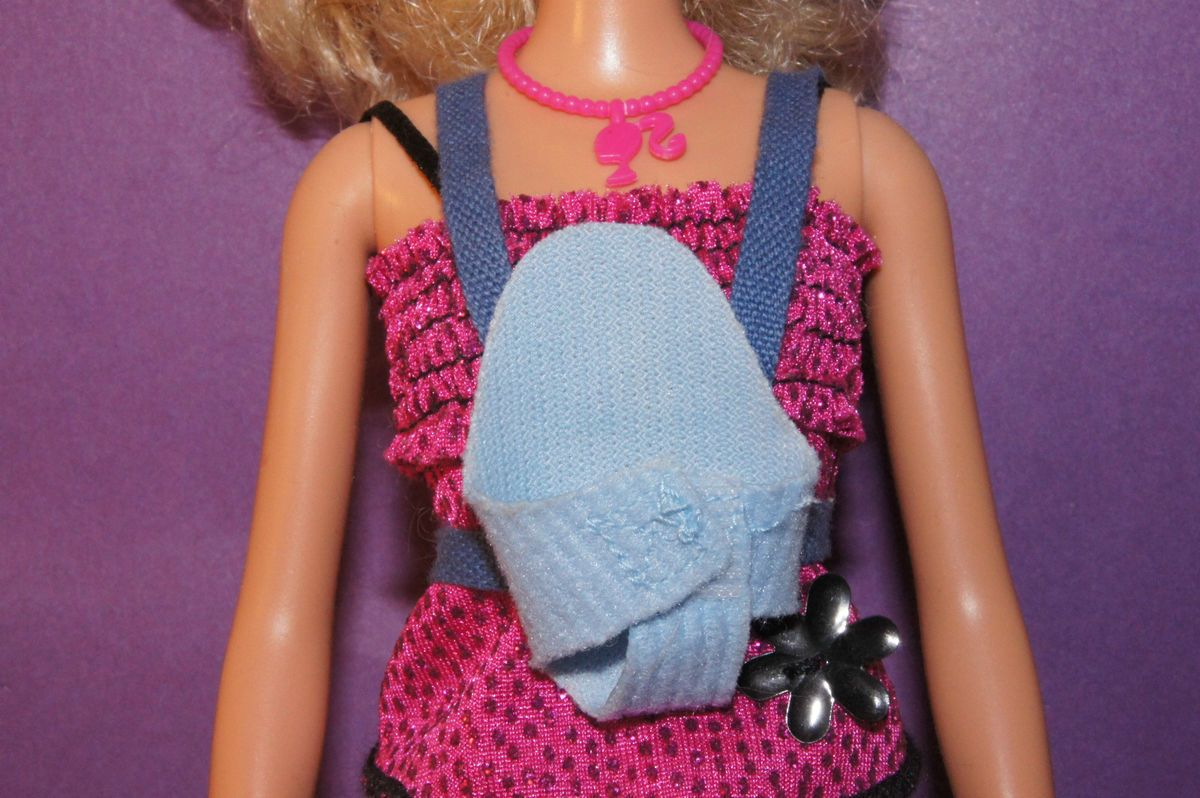 Barbie Doll Happy Family Midge Accessories Baby Carrier