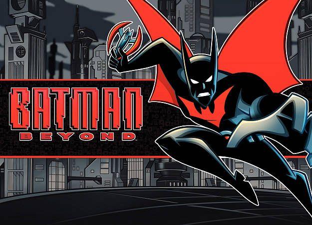 Batman Beyond The Complete Series DVD, 2010, 9 Disc Set, Limited