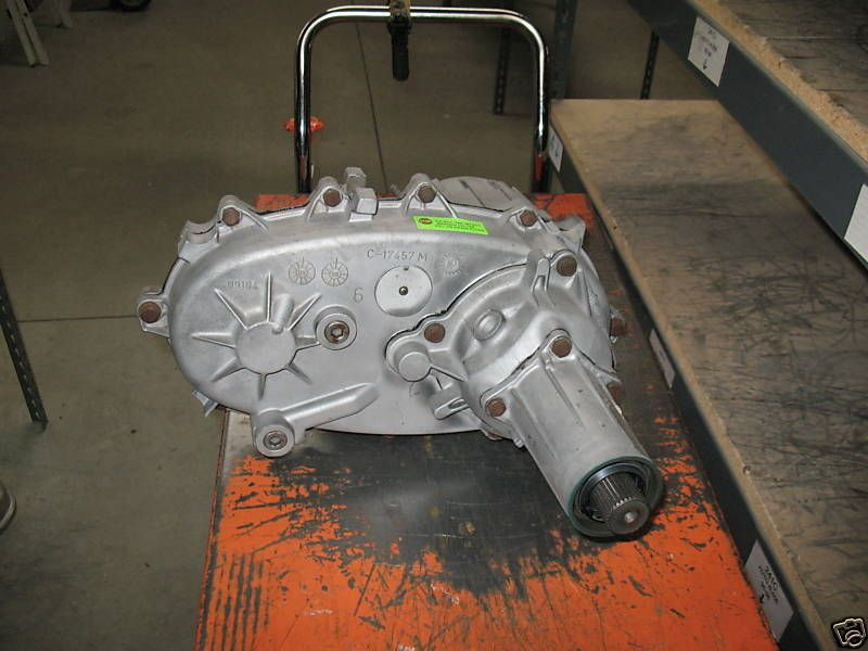1987 1998 chevy gmc new process 241 transfer case rebuilt