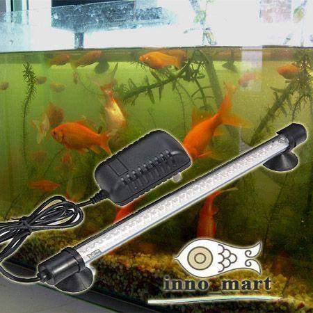 BLUE LIGHTING LIGHT BAR MARINE AQUARIUM FISH TANK 30 LED HIGH QUALITY
