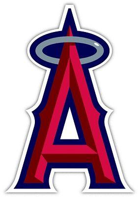 Anaheim Angels MLB Baseball Car Bumper Window Notebook Sticker Decal 3