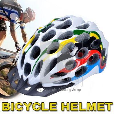 BMX MTB Road Bike Cycling Safety Honeycomb Shape Bicycle Adult Helmet