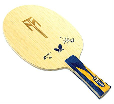 Free SHIP Butterfly Timo Boll ZLF Table Tennis Blade Ping Pong Racket