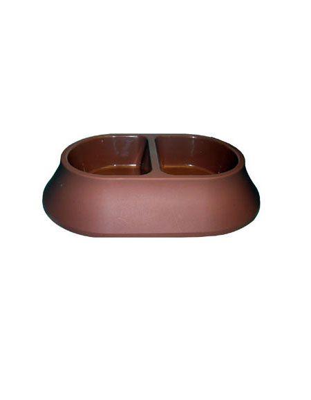 New Wholesale Case Lot 48 Food Bowls Plastic Pet Dog Cat Supplies