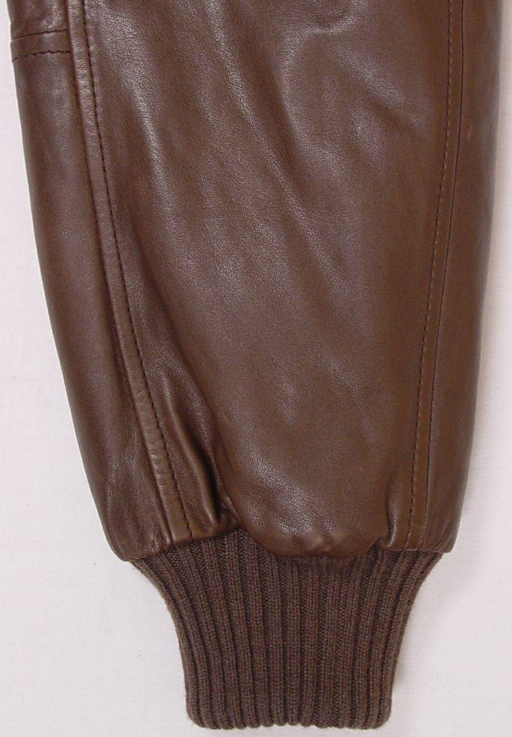 Brunello Cucinelli Coat $4580 Deer Skin Mocha Reversible Bomber Jacket