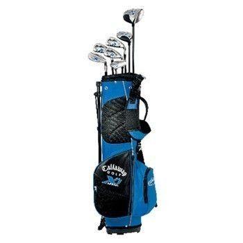 Callaway Junior Golf Clubs x Series Starter w Bag RH New Golf Clubs