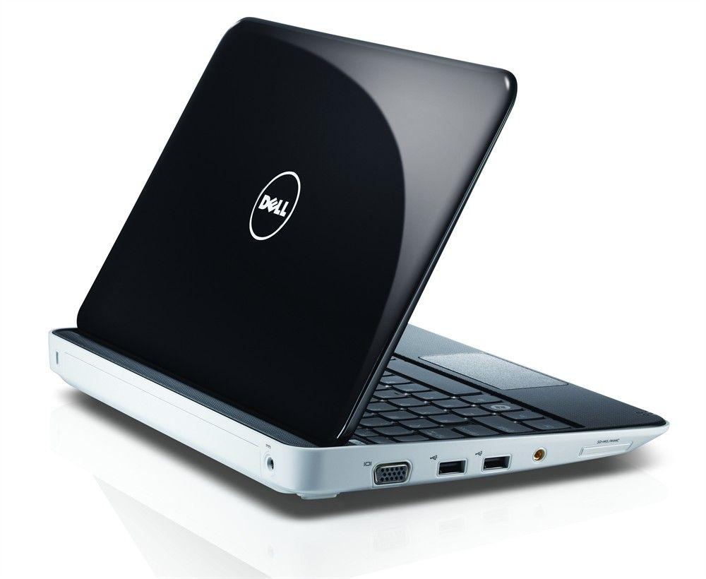 Dell Inspiron Mini 1012 Atom N450 1 66GHz 160GB Netbook Win 7 Webcam