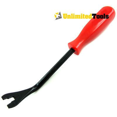 Auto Car Panel Door Trim Upholstery Clips Remover Tool