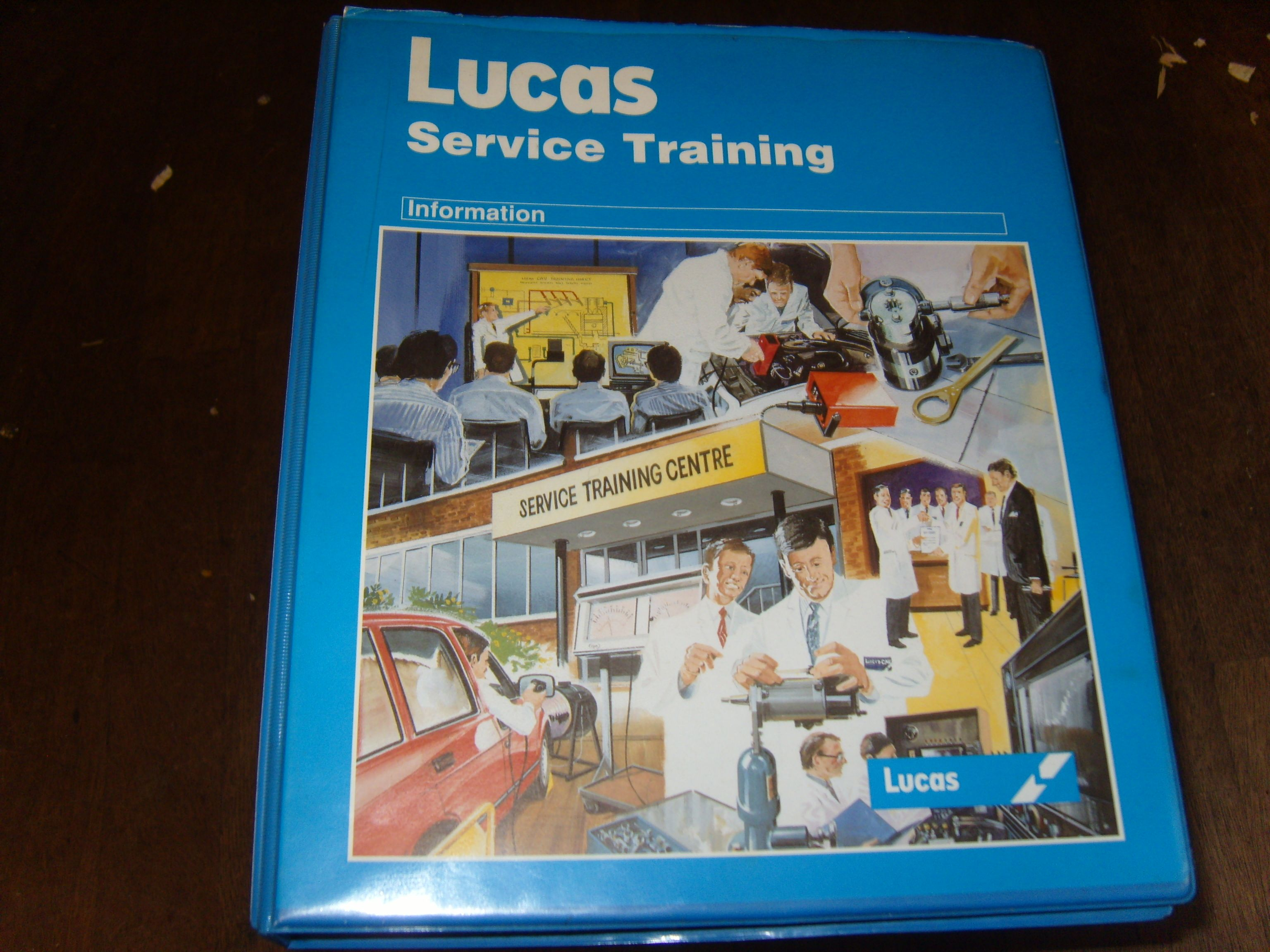 CAV DPC Fuel Injection Pump Workshop Manual Lucas CAV