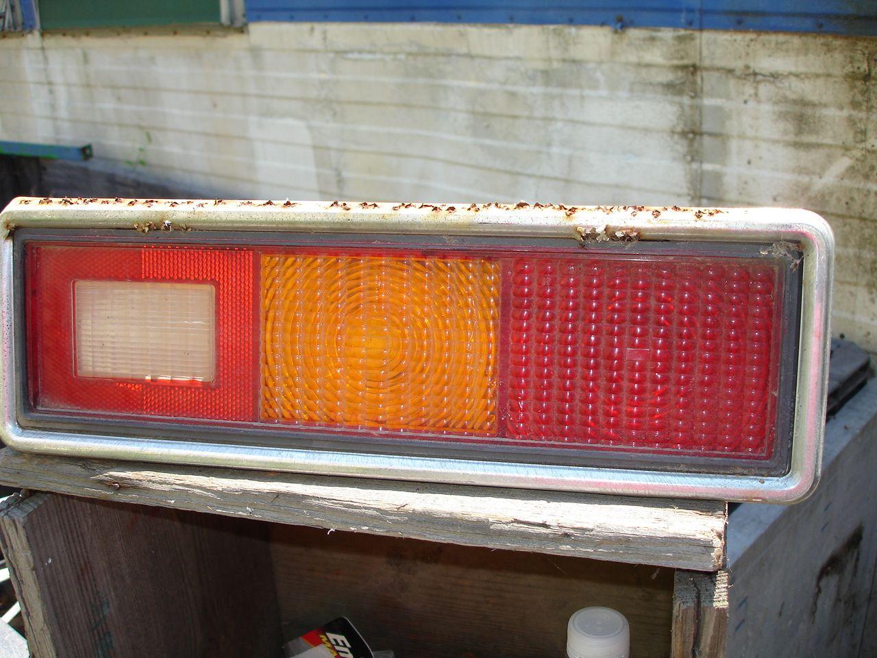 1976 1979 Chevrolet Chevette Acadian Rr Taillight Wiring Diagram
