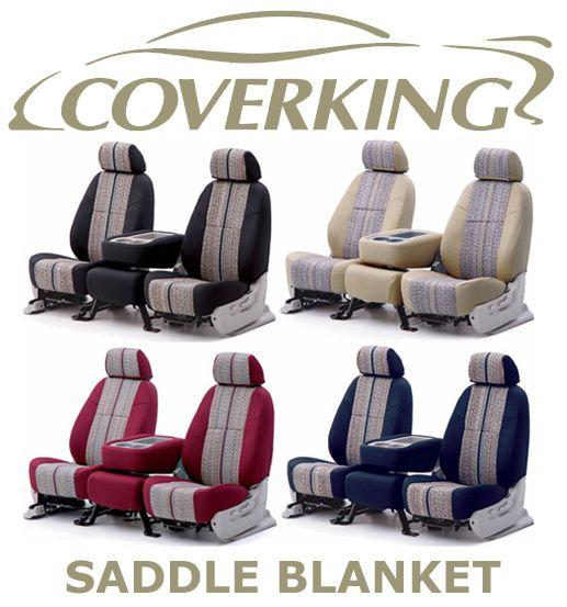 Chevrolet Silverado 1500HD 2500HD 3500 Coverking Saddle Blanket Seat