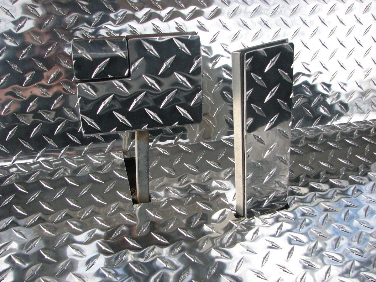 Club Car Golf Cart Diamond Plate Pedal Set