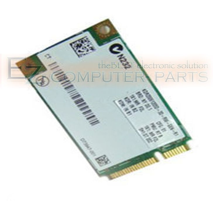 Dell Inspiron Mini 9 Wireless Mini PCI E Card N204H