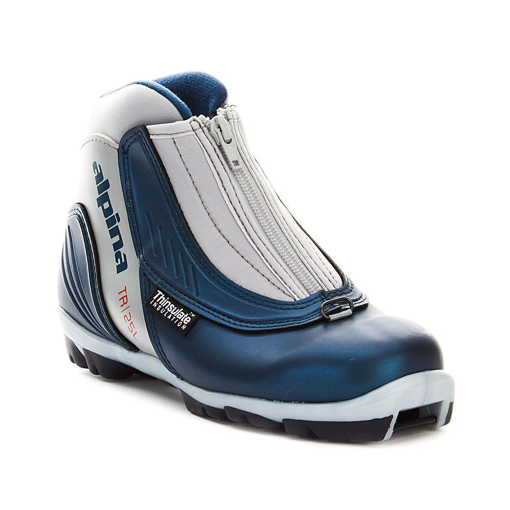 Alpina TR 25 L Womens NNN Cross Country Ski Boots