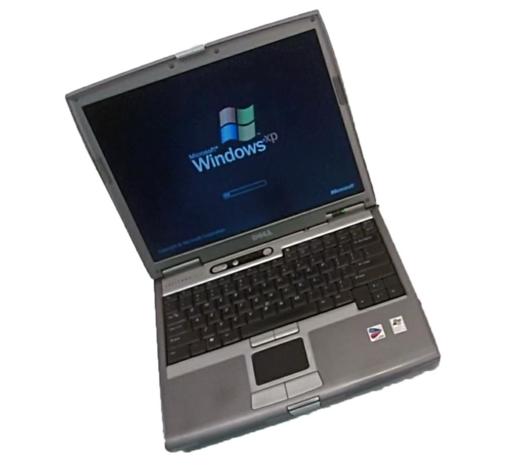 Dell Latitude D610 WiFi Laptop PM 1 73GHz 1GB 40GB Combo Xphome Free
