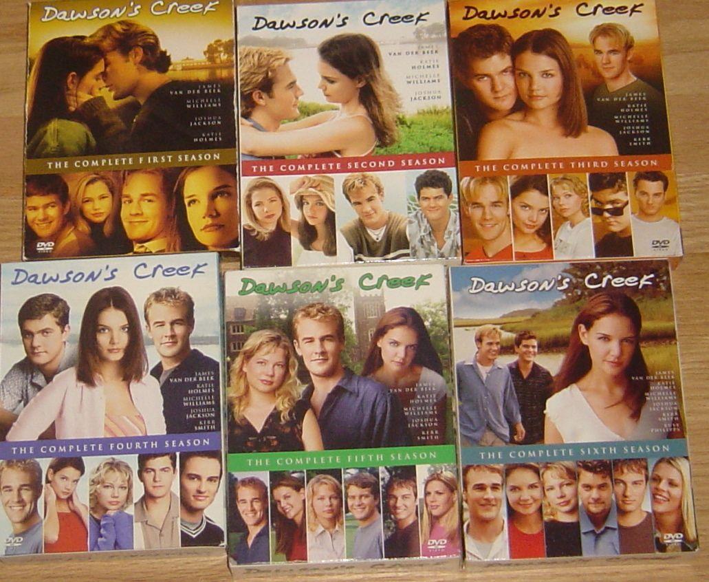 Dawsons Creek Complete Series DVD Region 1