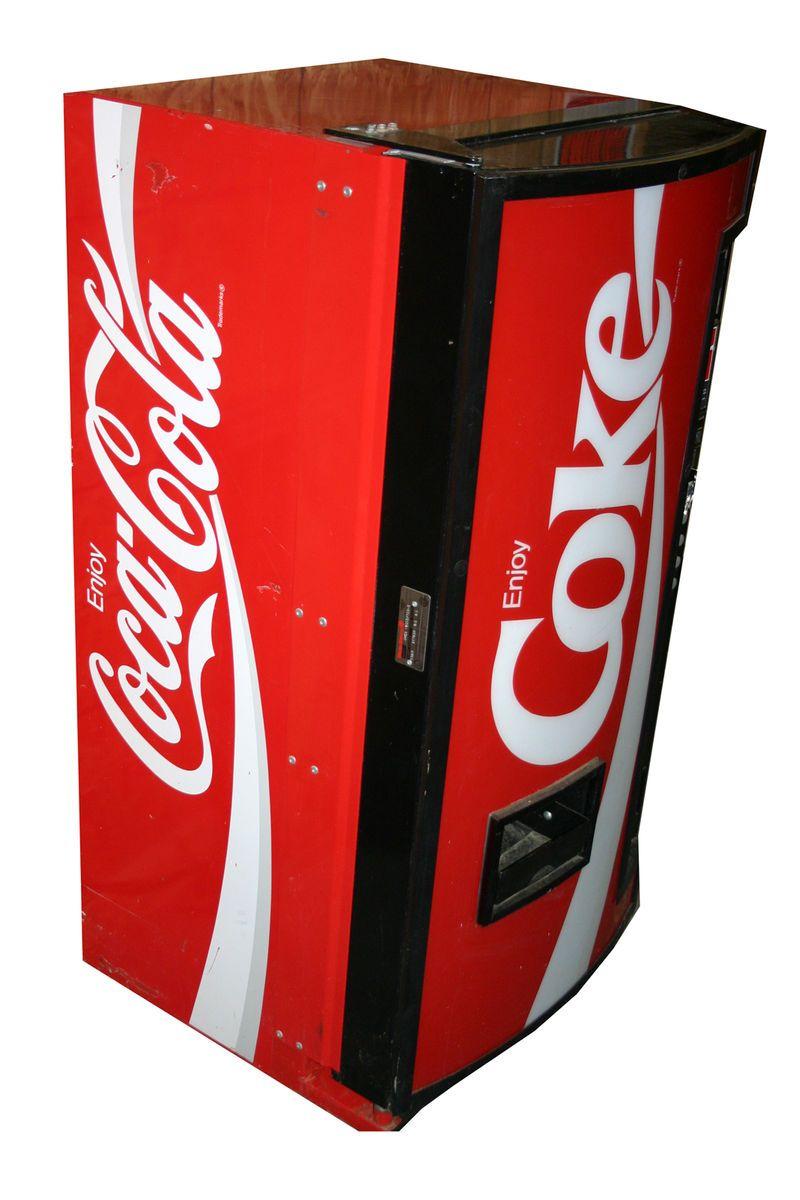 dixie narco coke machine
