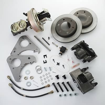 stainless steel brakes drum to disc brake conversion kit a126 71