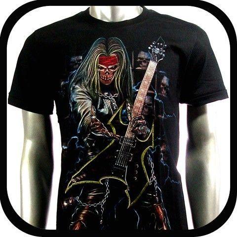 Rock Eagle T Shirt Limited Edition Biker RE112 Sz XXL 2XL Tattoo Biker
