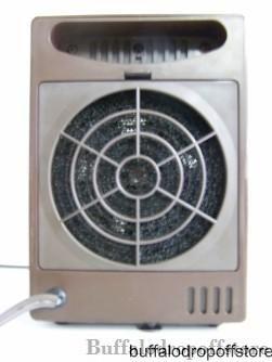 pictured pelonis electric 4 disk ceramic space heater furnace