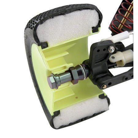Losi Quick Change Wheel Adapters Electric Trucks LOSA2995