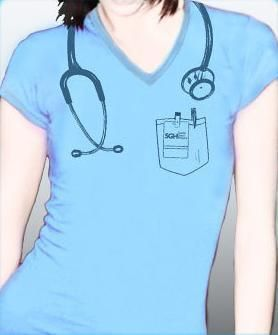 Greys Anatomy Intern T Shirts TV Series New Cotton