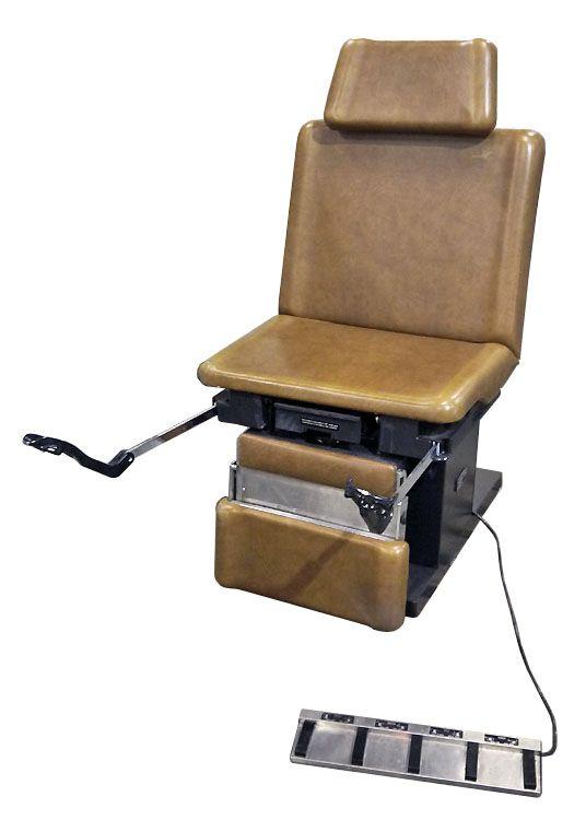 1K3 Hospital Medical Hydraulic Power Patient Obgyn Exam Chair