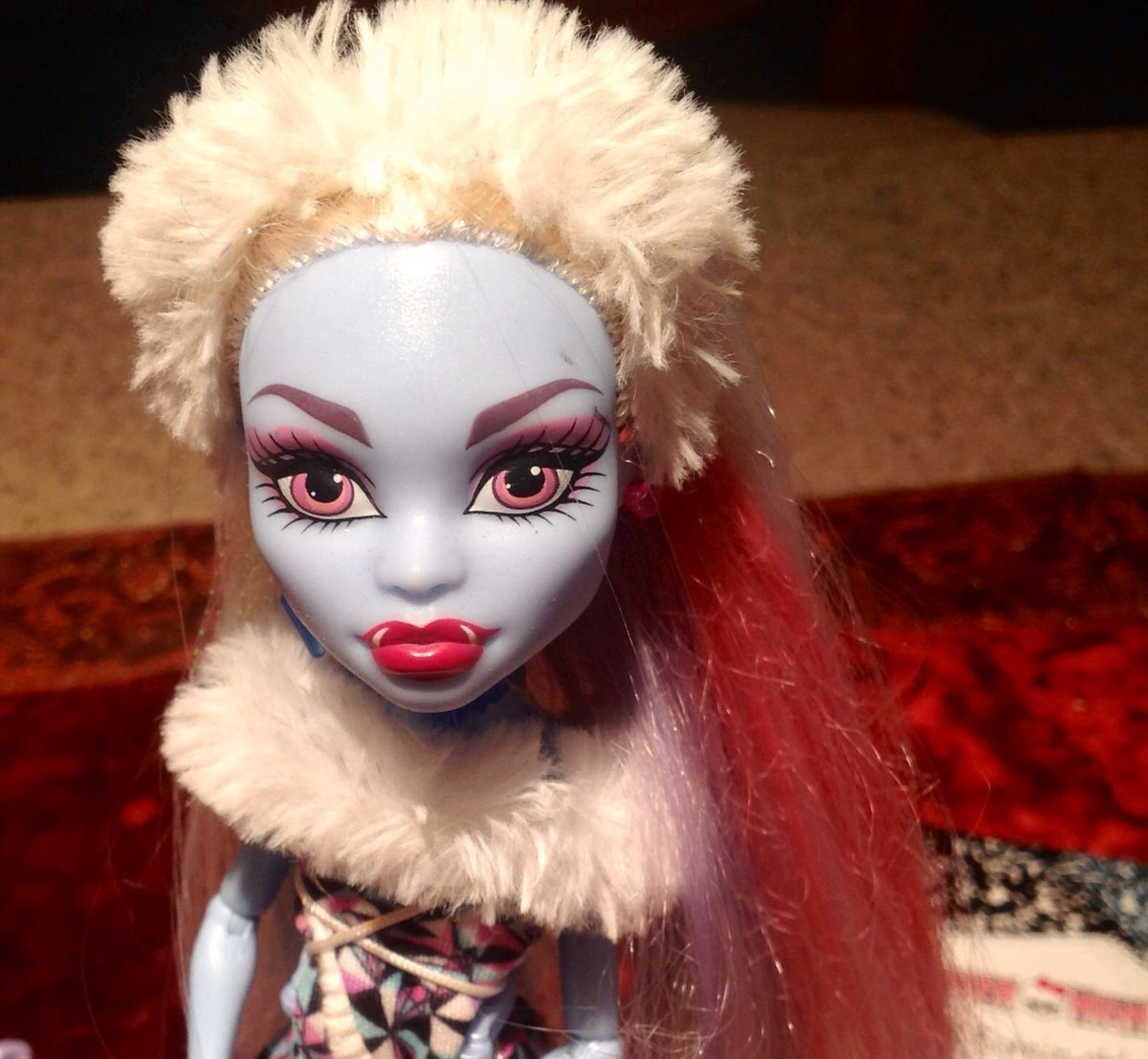 Monster High First Wave Abbey Bominable Doll