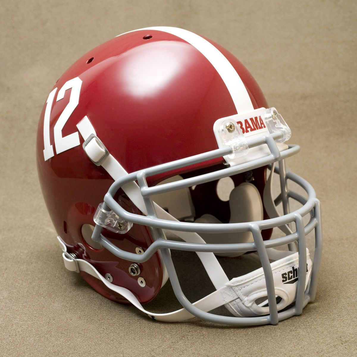 Alabama Crimson Tide Football Helmet 12 Stickers