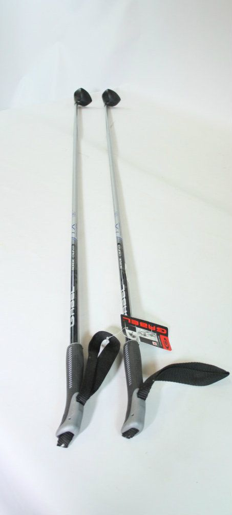 New Gabel TX Cross Country Ski Poles 60 inch
