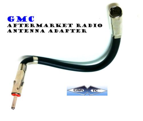GMC Radio Wire Antenna Adapter Cable 1985 2010