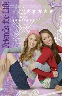 TV Poster Hannah Montana Miley Cyrus Friends for Life