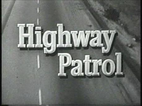 Highway Patrol Complete 1950s TV Series DVD Broderick