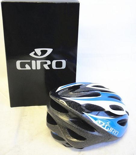 Universal Fit Sport Bike Helmet Cyan Blue White Icon 54 61cm